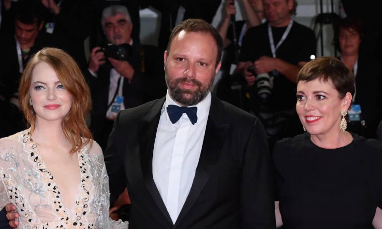 Twelve nominations for Lanthimos film 'The Favourite' in BAFTA Awards