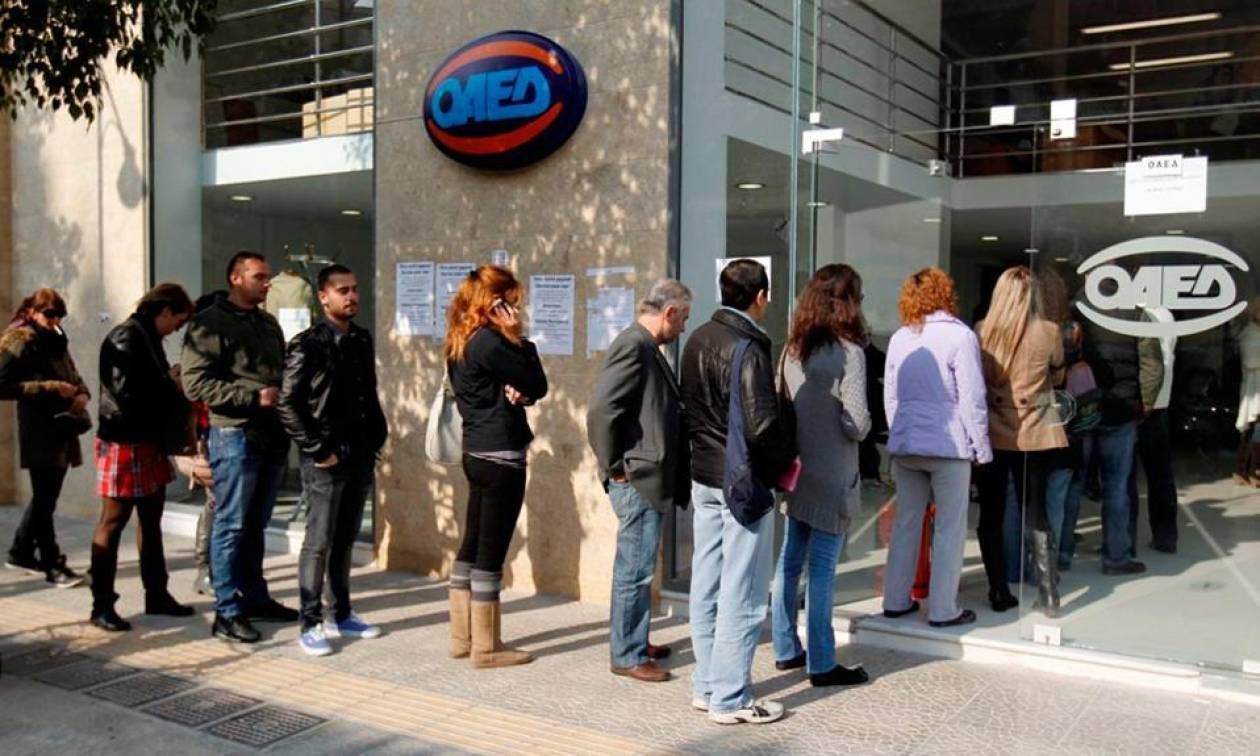 Greek unemployment rate fell to 18.6 pct in Sept, Eurostat report