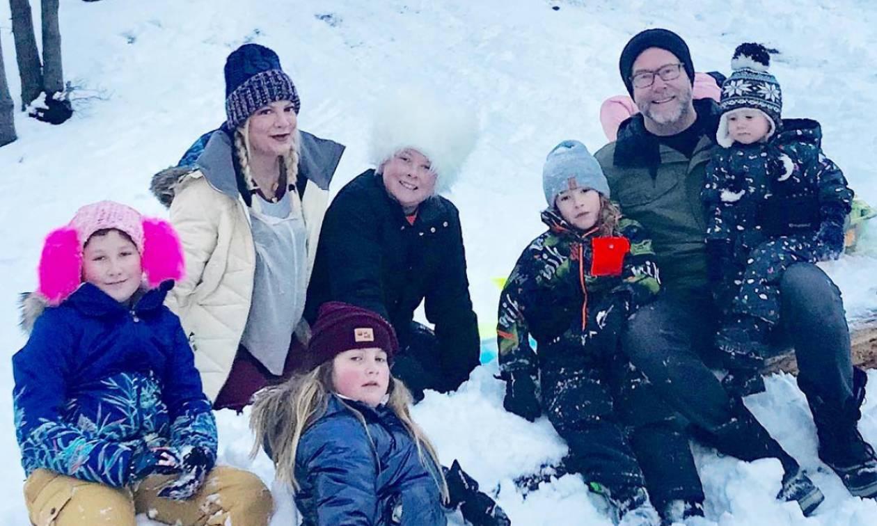 Δείτε πώς απόλαυσαν αυτές οι διάσημες το χιόνι μαζί με τα παιδιά τους (pics)