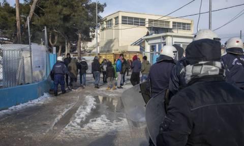 Θεσσαλονίκη: Ελεύθερος υπό όρους ο φορτηγατζής που κατηγορείται για το επεισόδιο με πρόσφυγες