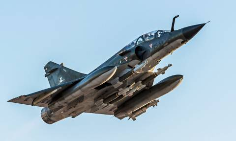Συναγερμός στη Γαλλία: Εξαφανίστηκε από τα ραντάρ ένα Mirage 2000