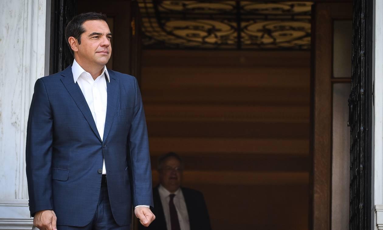 Τσίπρας: Αν χάσω τους 151 βουλευτές πάω σε πρόωρες εκλογές