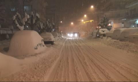 Καιρός: Σε κατάσταση έκτακτης ανάγκης τα Γρεβενά - Κλειστά τα σχολεία