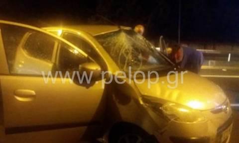Πάτρα: Σοβαρό τροχαίο στην Μικρή Περιμετρική - Αγωνία για την τραυματισμένη οδηγό