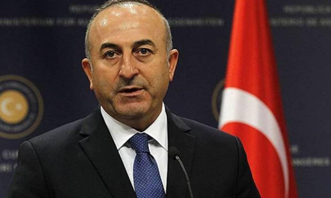 Τσαβούσογλου: Μή ρεαλιστική η έναρξη διαπραγματεύσεων για Κυπριακό μέχρι Μάιο