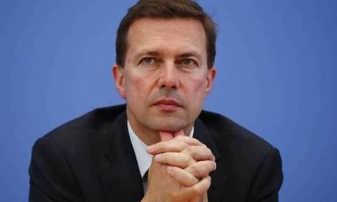 Γερμανία - Ζάιμπερτ: Η Συμφωνία των Πρεσπών δεν συνδέεται με άλλα πολιτικά ζητήματα
