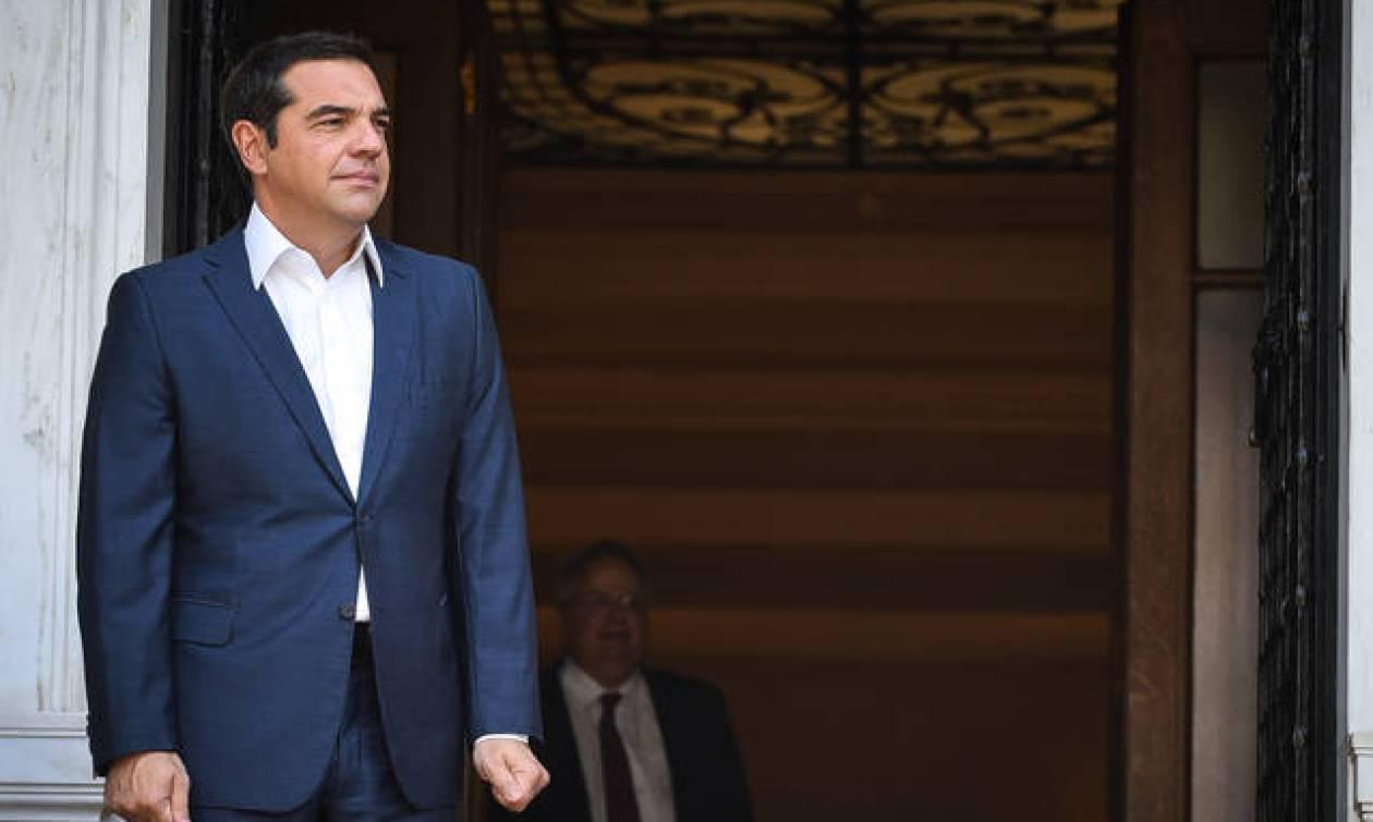 Ципрас: Если нам не удастся получить поддержку парламента, в Греции состоятся досрочные выборы