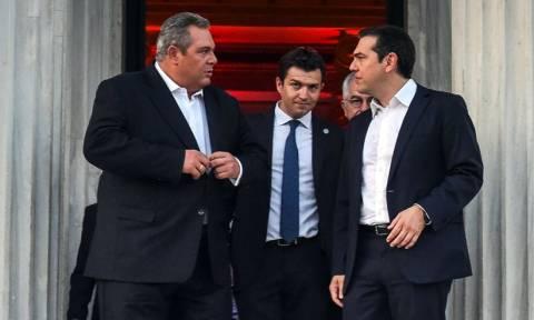 Τσίπρας: Αν φύγει ο Πάνος πάω σε ψήφο εμπιστοσύνης