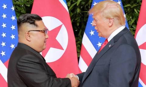 Ραγδαίες εξελίξεις: «Σύντομα ή άμεσα» η συνάντηση Κιμ Γιονγκ Ουν – Ντόναλντ Τραμπ