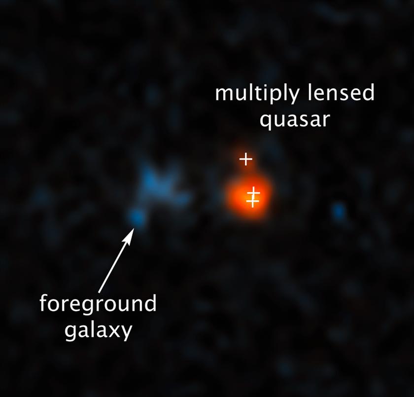 Συγκλονιστικό: Ανακαλύφθηκε το φωτεινότερο κβάζαρ στο σύμπαν - Δείτε βίντεο και φωτογραφίες
