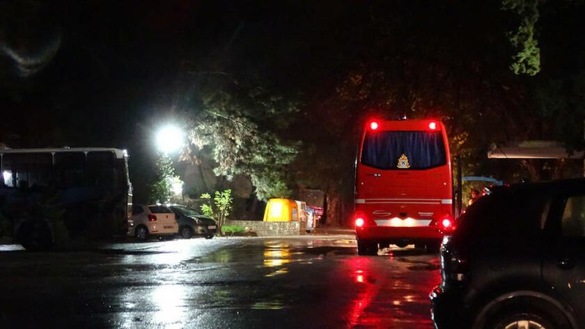 Θρίλερ στη Μυτιλήνη: Ποιος έστειλε το φάκελο με την ύποπτη σκόνη στο Πανεπιστήμιο Αιγαίου (pics&vid)