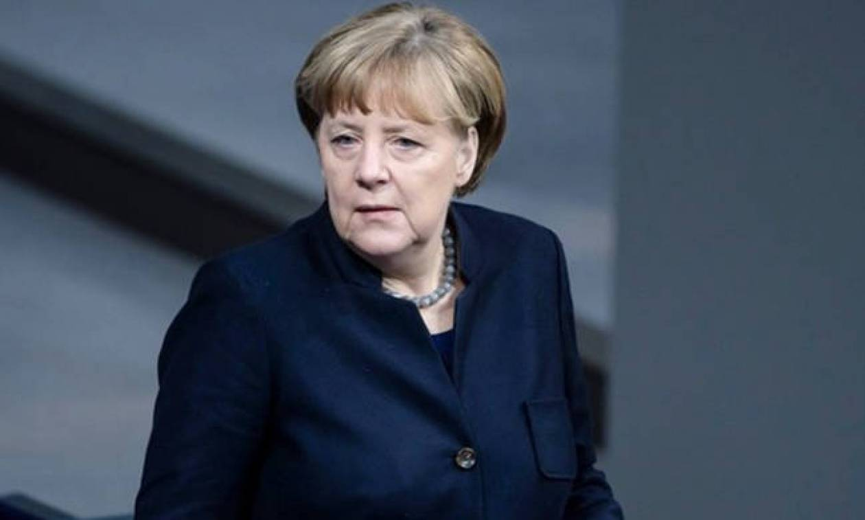 Greece has made great progress, Merkel says