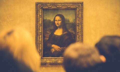 Δεν πίστευαν στα μάτια τους: Δείτε τι ανακάλυψαν στον πίνακα της Μόνα Λίζα του ντα Βίντσι
