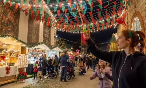 Γιορτές, χαρές και ευχές για ένα γεμάτο 2019 από την «Επέλαση των Ξωτικών» στην Τεχνόπολη