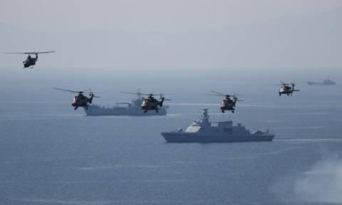 Συναγερμός στο Αιγαίο: Οι Τούρκοι σχεδιάζουν τη «μεγαλύτερη πρόβα πολέμου που έγινε ποτέ»