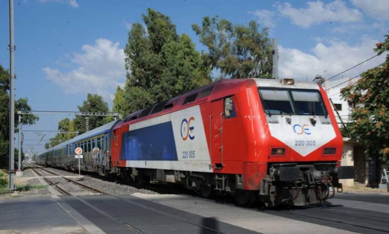 Καιρός: Προβλήματα στα δρομολόγια των τρένων – Πού έχει διακοπεί η κυκλοφορία