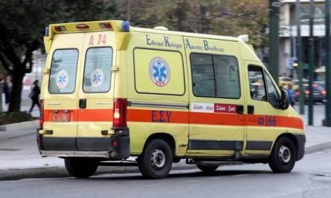 Αλμυρός Βόλου: Τραυματίστηκε 60χρονος σε εργατικό ατύχημα