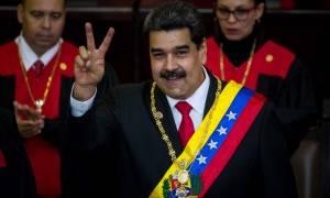 Βενεζουέλα: Ορκίστηκε εν μέσω αντιδράσεων ο Μαδούρο – Μποϊκοτάζ από τη διεθνή κοινότητα (pics)