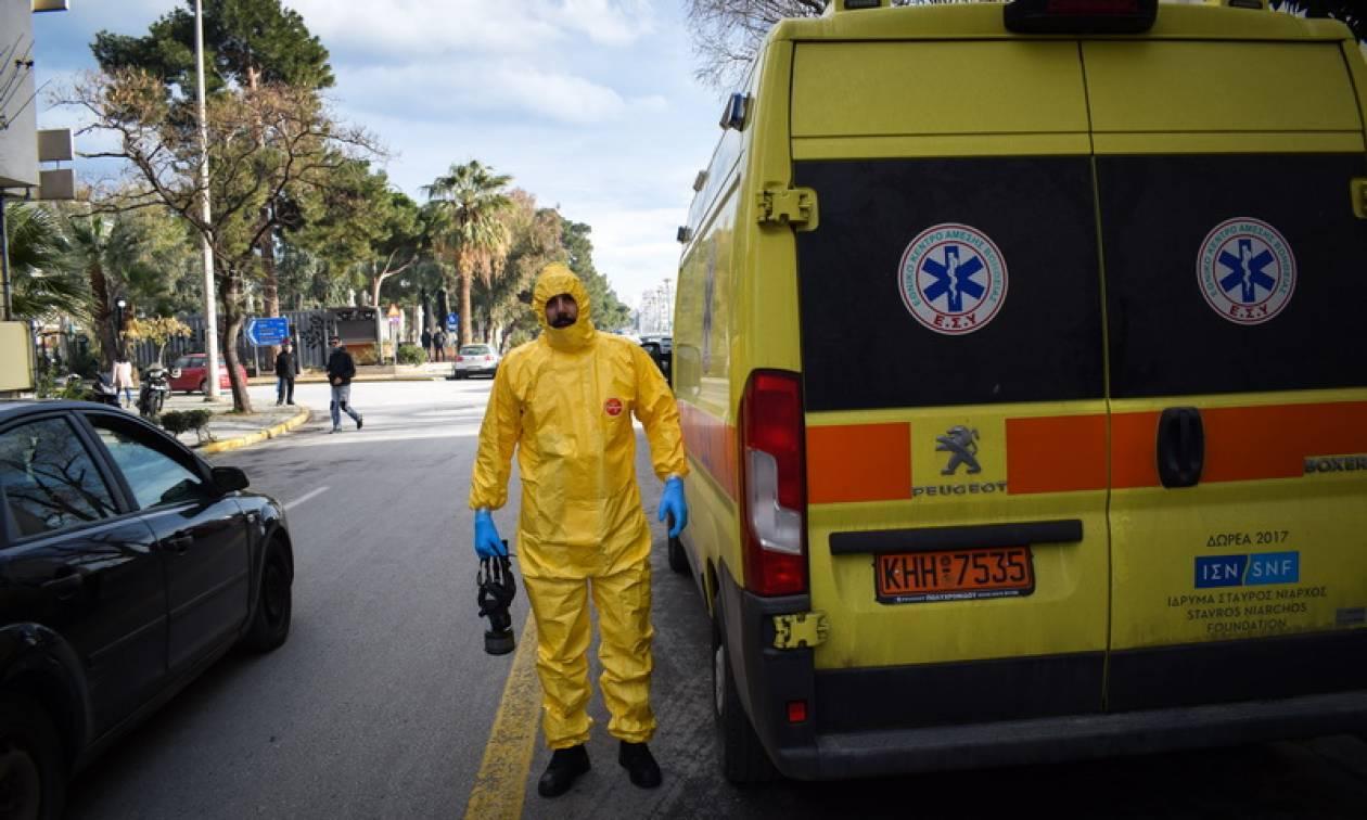 Σπάρτη: Παρελήφθη από την Πυροσβεστική ο ύποπτος φάκελος