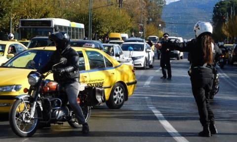 Δεύτερη μέρα ταλαιπωρίας λόγω Μέρκελ: Κλείνουν σταθμοί του Μετρό - Όλες οι κυκλοφοριακές ρυθμίσεις