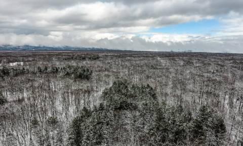 Καιρός ΤΩΡΑ: Υποχωρεί η «Υπατία» αλλά οι καταιγίδες επιμένουν - Έρχονται νέες χιονοπτώσεις (pics)
