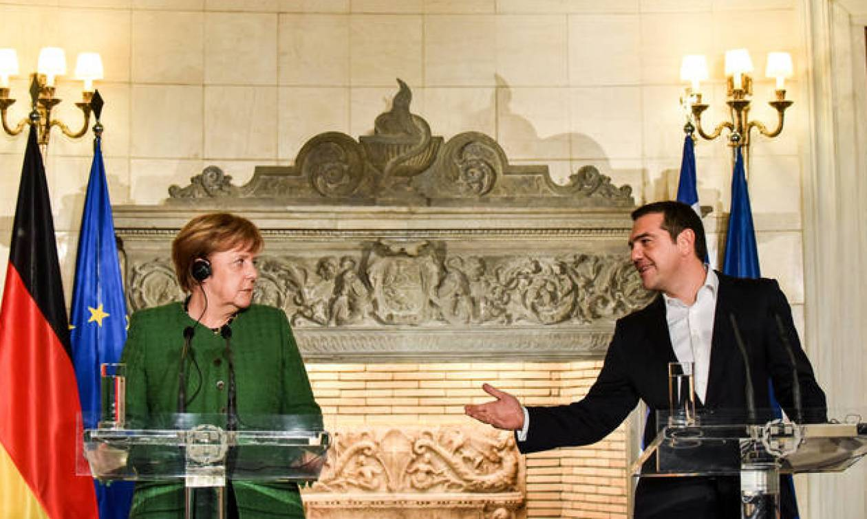 Меркель о Преспанском соглашении: Я попытаюсь повлиять на ситуацию