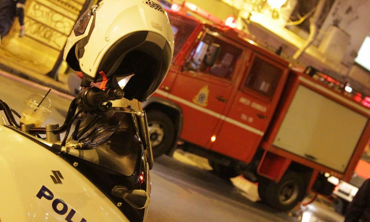 Τραγωδία στην Πάτρα: Κάηκε ζωντανός μέσα στο σπίτι του (pics)