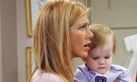 Δες πόσο μεγάλωσε η Emma, η τηλεοπτική κόρη της Rachel και του Ross από τα Φιλαράκια