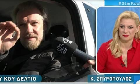 Σπυρόπουλος κατά Ζησάκη: «Ας συνεχίσει να κάνει πρόβες μόνος του θα του κάνουν καλό»