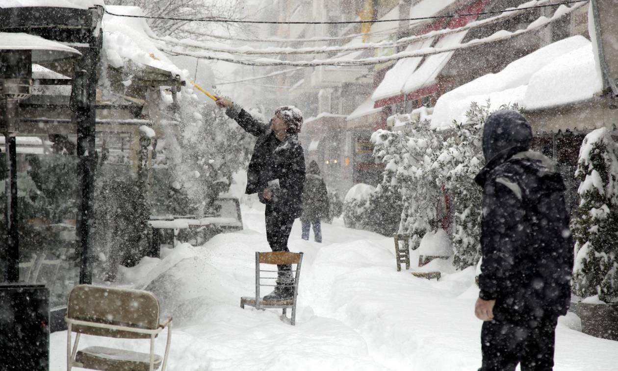 Καιρός: H κακοκαιρία επιστρέφει - Νέο κύμα με χιόνια και καταιγίδες σε λίγες ώρες
