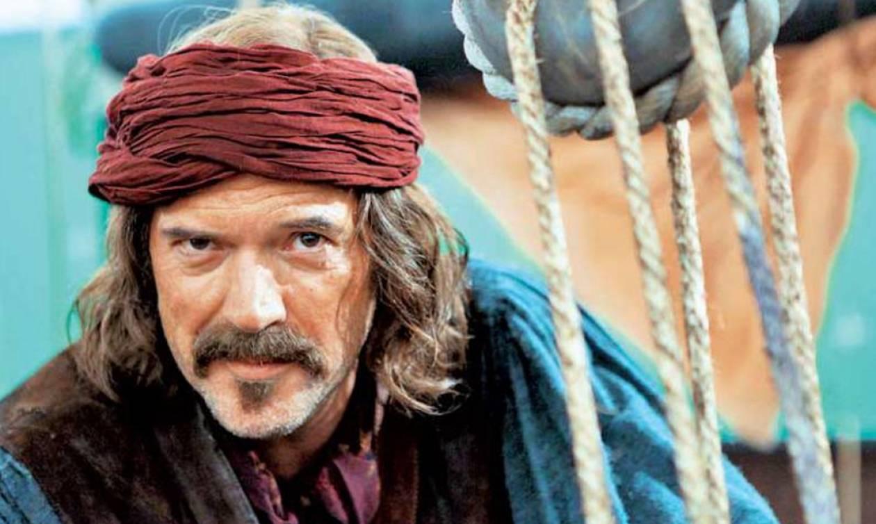Ο πειρατής που έγινε εθνικός ευεργέτης της Ελλάδας!