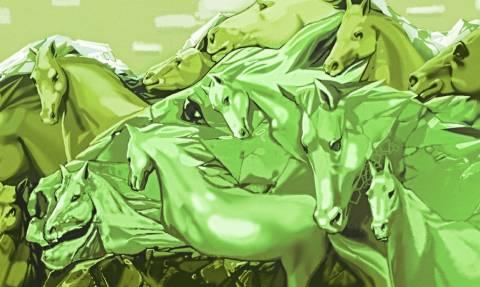 Πόσα άλογα βλέπεις σε αυτή τη φωτογραφία; Κάνε τώρα το ΤΕΣΤ!