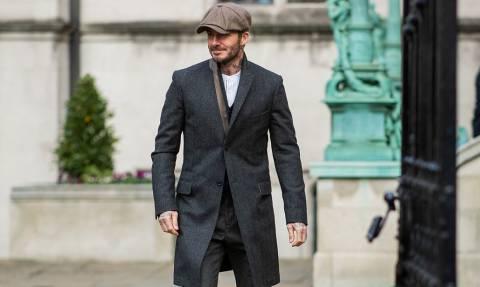 Τους τρέλανε όλους ο David Beckham με την νέα του εμφάνιση! (pics)