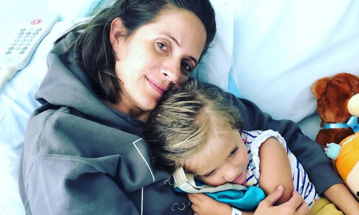 Η κόρη της δεν μπορούσε να αναπνεύσει και φώναζε «Βοήθεια» (pics)