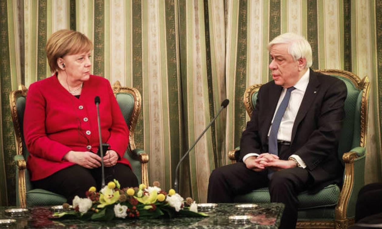 Павлопулос: Мы намерены решать вопрос о выплате военных репараций юридически