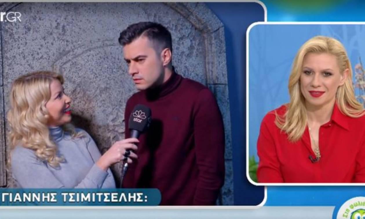 Γιάννης Τσιμιτσέλης: Δε φαντάζεστε τι αποκάλυψε για την Γερονικολού και τις φωτό τους στο Instagram!