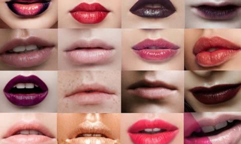 Και όμως, τα χείλια σου μαρτυρούν πολλά για τον χαρακτήρα σου!