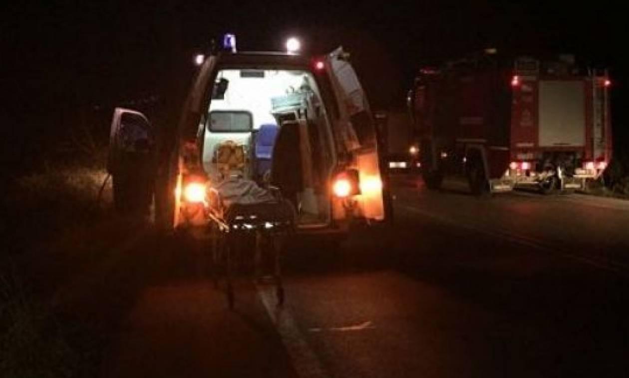 Τραγωδία στην Αμφιλοχία: Νεκρός 68χρονος από πυρκαγιά