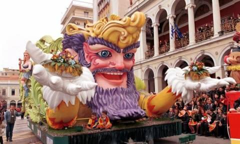 Πάτρα: Ολα έτοιμα για το καρναβάλι - Ξεκινάει στις 19 Ιανουαρίου