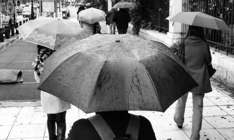 Καιρός: Βροχερό το Σάββατο - Πού θα χιονίσει