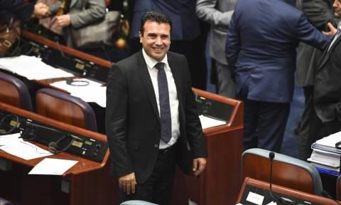 Ζάεφ: Συγχαίρω τους βουλευτές που ανέλαβαν την ευθύνη για τη Συνταγματική αναθεώρηση