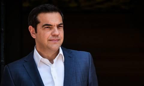 Τσίπρας: Ο Δημήτρης Σιούφας άφησε το στίγμα του με την σοβαρότητα και την μετριοπάθειά του