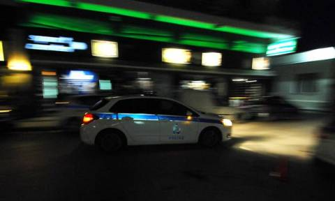 Ένοπλη ληστεία σε πρατήριο υγρών καυσίμων στη Δροσιά Χαλκίδας