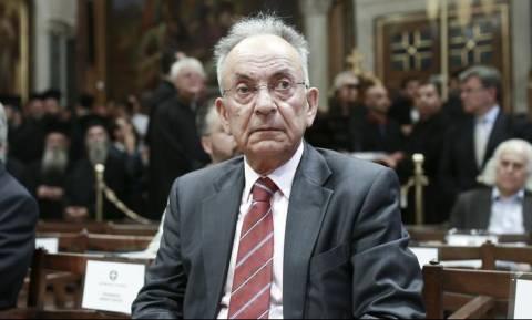 Δημήτρης Σιούφας: Αρνήθηκε την κηδεία δημοσία δαπάνη η οικογένειά του