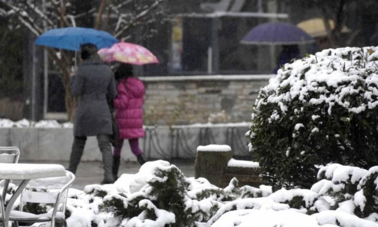 Ο καιρός σήμερα, Σάββατο 12 Ιανουαρίου