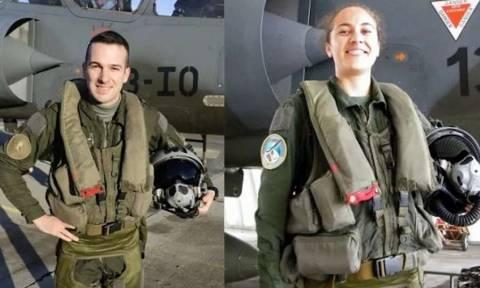 Πτώση γαλλικού Mirage 2000: Αυτοί είναι οι νεκροί χειριστές