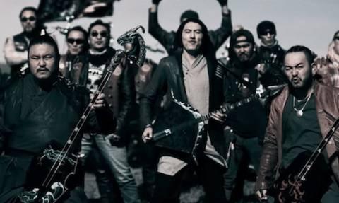Δυναμώστε τα ηχεία σας κι ακούστε ΑΥΤΗ την τρελή μπάντα από την Μογγολία! (vid)