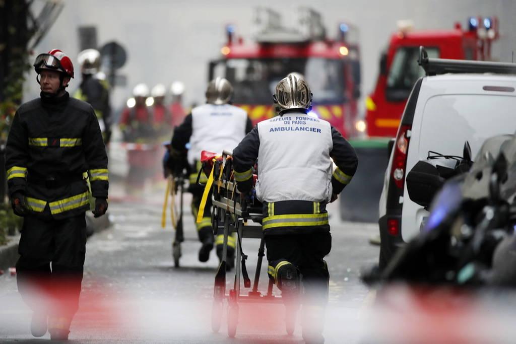 ΕΚΤΑΚΤΟ: Τραγωδία στο Παρίσι: Τέσσερις νεκροί από τη φονική έκρηξη (pics&vids)