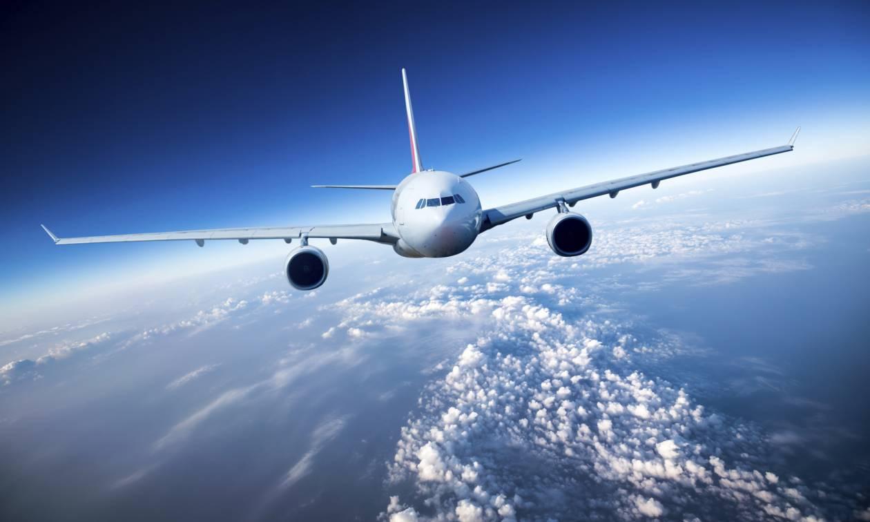 Θρίλερ με αεροπλάνο πάνω από την Κρήτη: Αναγκαστική προσγείωση στο Ηράκλειο