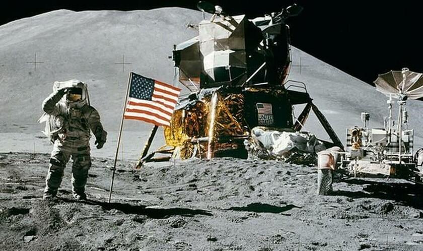 Η NASA και το «άγγιγμα του Θεού»: Η φοβερή ανακάλυψη του Apollo 15 στη Σελήνη (pics+vid)